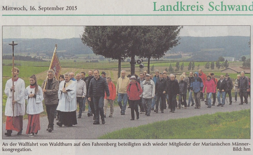 Wallfahrt Waldthurn